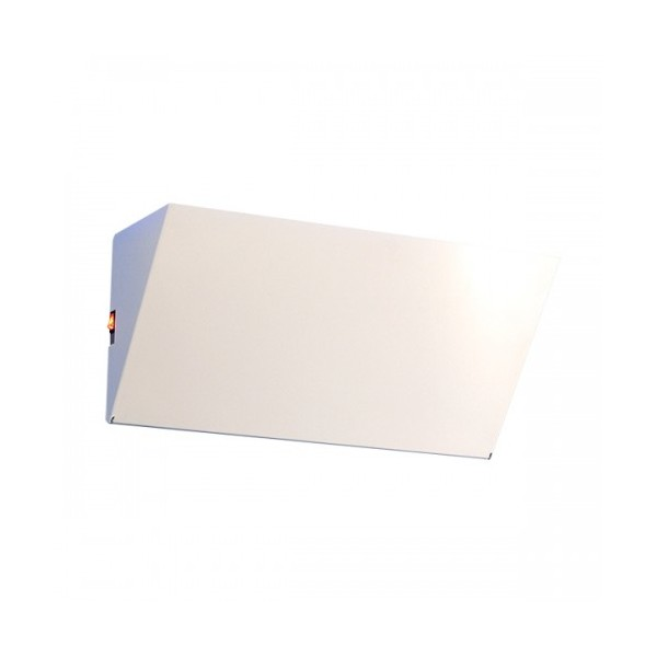 Square chameleon uplight white